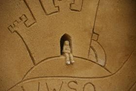 Sandskulptur 024