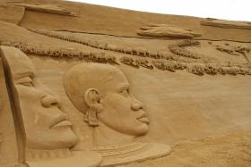 Sandskulptur 031
